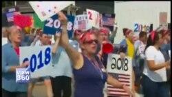 امریکی سیاست میں خواتین کی دلچسپی