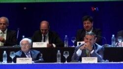 EE.UU. acusa a otros 16 funcionarios de la FIFA por corrupción