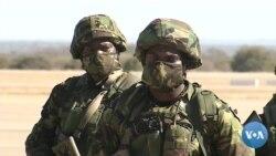 Sinais de segurança em Cabo Delgado