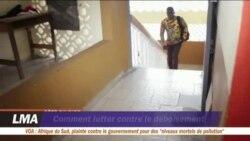Des ivoiriens luttent contre la déforestation