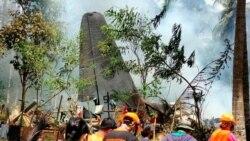 菲律賓軍機墜毀45人死亡