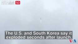 Asia Minute NoKor Missile Launch
