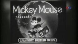 """Uolt Disney və onun """"Miki Maus"""" ideyası"""