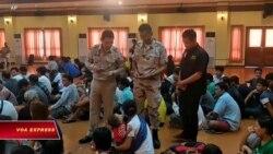 HRW kêu gọi Thái Lan thả 130 người Thượng Việt Nam tị nạn