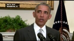 Obama Makes Statement About Afghanistan