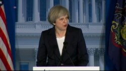 Britain's May: Speaking as a Fellow Conservative
