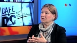 Amanda Bennett: 'Amerika'nın Sesi BM'ye Benziyor'