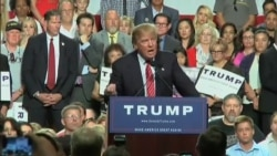 川普在美国共和党总统参选人中领先