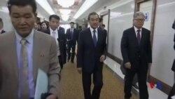 中國外長王毅訪問北韓或安排習金峰會