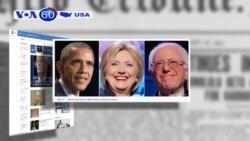TT Obama ủng hộ cuộc tranh đua của Đảng Dân chủ (VOA60)