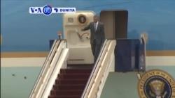 VOA60 DUNIYA: SAUDI ARABIA Shugaba Barack Obama Ya Fara Ziyarar Saudi Arabiya