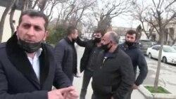 """AXCP fəalları ittihamı """"siyasi sifariş"""" hesab edir"""
