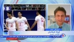 ایران ۳- ۱ روسیه