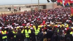 Eleitorado do MPLA contesta promessas falhadas de água e de luz na província do Namibe