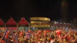 巴西三比零擊敗西班牙奪洲際盃冠軍