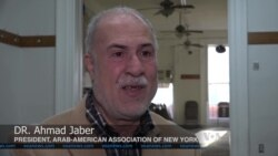 In New York, Warm Reception for Syrian Refugees