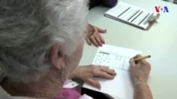 Yaşlı insanların zehnini gücləndirmək mümkündür