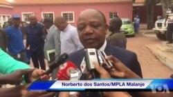 MPLA reconhece nível de organização das eleições em Malanje