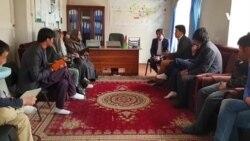 دادخواهی فعالان مدنی بامیان برای معتادان