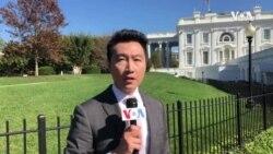 白宫要义: 特朗普、拜登参加最后一场总统电视辩论会