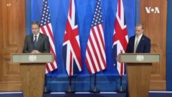 """美國呼籲北韓進行""""外交接觸"""" 七國集團外長會討論中國議題"""
