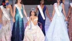نماینده مکزیک دختر شایسته جهان شد