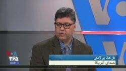 گزارش فرهاد پولادی درباره شکست پرتاب ماهوارهبر ایران