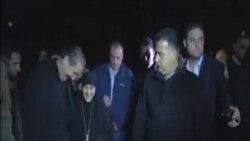 被扣押的13名敘利亞修女獲釋回國