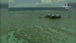 Փագ-Ասա կղզու շրջակայքի՝ չինական նոր զորակայանները