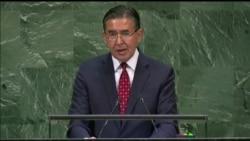 Uzbekistan/UN: Ambassador Bakhtiyor Ibragimov, Oct 1, 2018