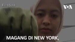 Magang di New York, Warga Surabaya Harap Bisa Bangun Pertanian RI