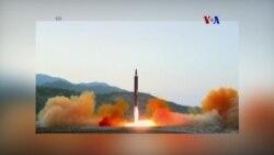 ONU evalúa nueva sanciones contra Corea del Norte