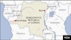 Beni DRC