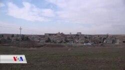 Hewrêskê Gundê Ermeniyan li Deşta Dubanê