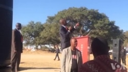 Nelson Chamisa Campaigning in Rural Areas ...