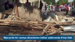 Nijerya'da Camiye İntihar Saldırısı
