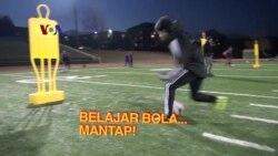 Latihan Menyentuh Bola, Dribble dan Tipuan Cruyff - Belajar Bola, Mantap!