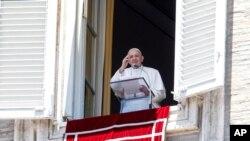 Fafaroma Francis a Fadar Vatican