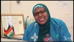 An Karrama Ma'aikatan VOA Hausa Da Lambobin Yabo Na Zinare, Nuwamba 20, 2015