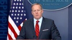 Пресс-секретарь Белого дома извинился за неудачный исторический экскурс
