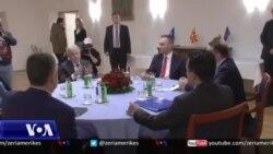 Shkup, bisedimet për formimin e qeverisë së re