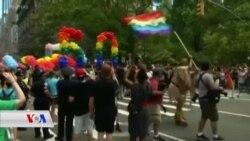 Civata LGBTQ Wê Îsal Piştgirî Dide Xwepêşandanên Reşpistan