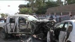 阿富汗東部接連發生恐怖襲擊事件