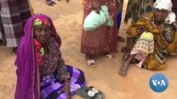 Insurgência em Moçambique: Deslocados queixam-se de fome