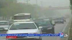 آلودگی هوای اهواز؛ مردم را کلافه کرده است