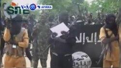 VOA60 AFIRKA: NIGERIA Nada Abu Musab Al Barnawi da Aka yi a Matsayin Sabon Shugaban Kungiyar Boko Haram, Ya Haifar da Rarrabuwar Kawuna