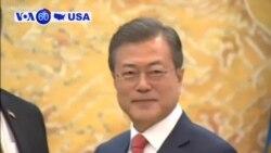 Manchetes Americanas 19 Outubro: Estão a aumentar as diferenças entre Washington e Seul sobre o pacto militar inter-coreano
