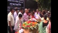 孟加拉逮捕涉嫌殺害博客作家的兇手