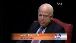 США повинні говорити від імені України - Маккейн