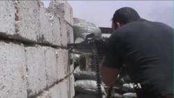 Shi'ite Militias Battle Islamic State Militants in Beiji